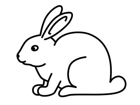 running rabbit coloring page running rabbit pencil coloring pages
