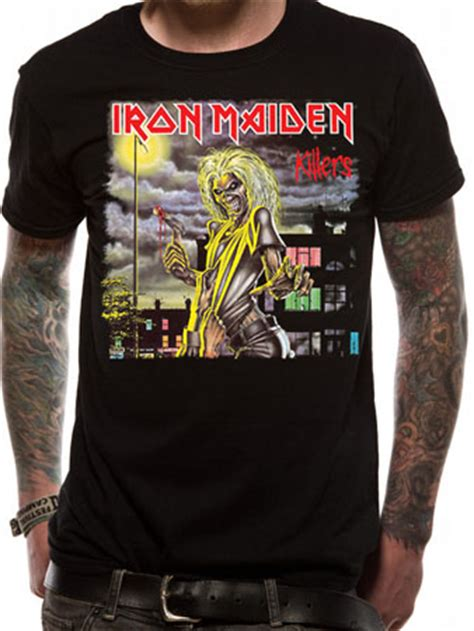 T Shirts Iron Maiden 106 iron maiden killer cover t shirt buy iron maiden