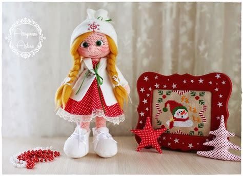 patterns christmas dolls free crochet doll amigurumi pattern archives crochet