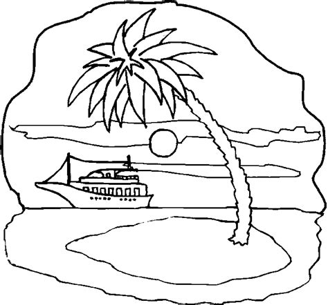 coloring pages tropical island tropical island coloring pages coloring page for kids