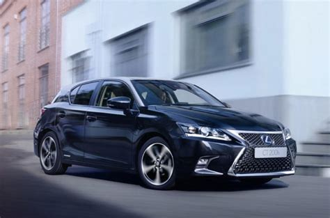 lexus ct200 2018 lexus ct200h has received a minor update