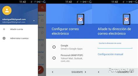 imagenes google cuenta aprende a a 241 adir y quitar cuentas en gmail en la app m 243 vil