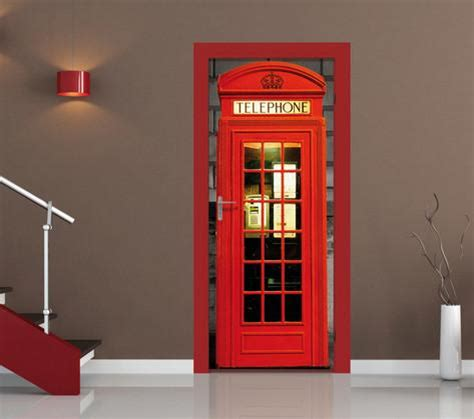 numeri cabina telefonica cabina telef 243 nica papel pintado para las puertas mural