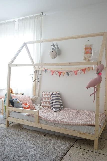 chambre cabane enfant r 233 aliser un lit cabane pour les enfants scandinave