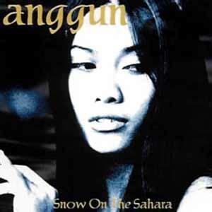 anggun snow on the anggun snow on the