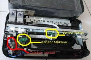 Sensor Kertas Printer Ip 2770 repair canon ip2770 paper jam blinking 3x mahira
