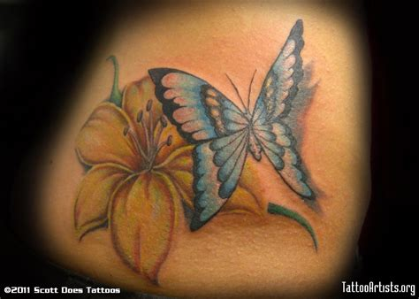 butterfly lily tattoo designs terry butterfly 24 11 2011 artists org