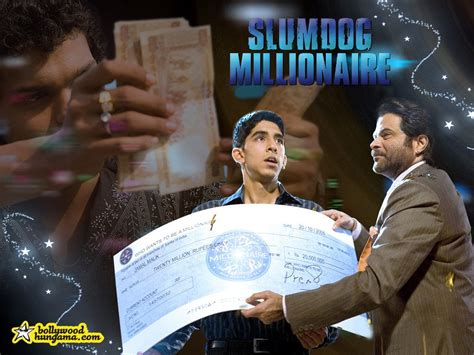 film india who wants to be a millionaire slumdog millionaire