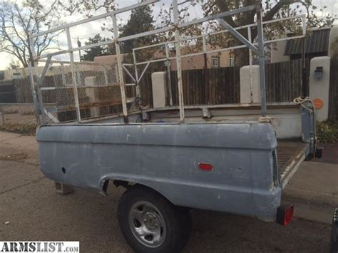 pickup bed trailer for sale armslist for sale trade ford truck bed trailer with