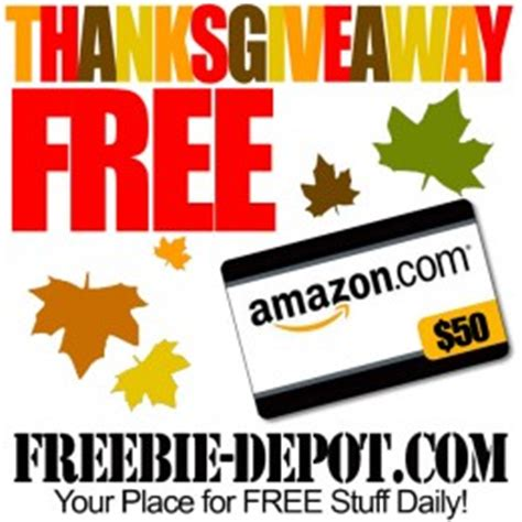 Thanksgiving Gift Card Giveaway - thanksgiveaway free thanksgiving amazon gift card giveaway