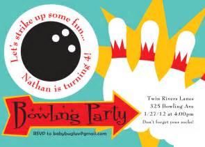 diy printable bowling invitation by bugluv on etsy