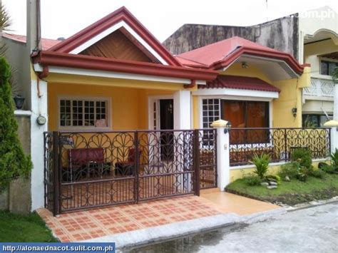 bedroom house bungalow house plans philippines design small two bedroom