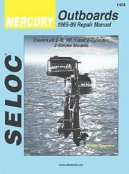 Mercury Outboard Manuals Service Shop And Repair Manual