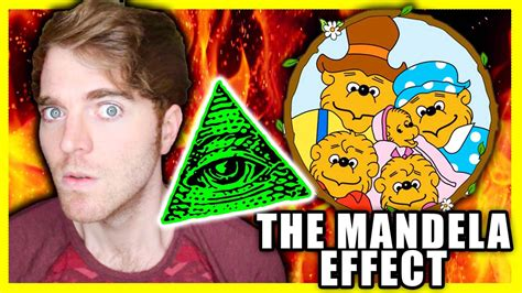 conspiracy theory the mandela effect some of my