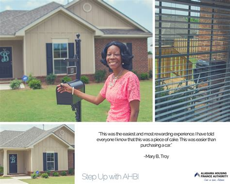 Troy Housing Authority Troy Al by Step Up Alabama Housing Finance Authority