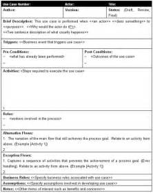 use narrative template doc best photos of use scenario templates use