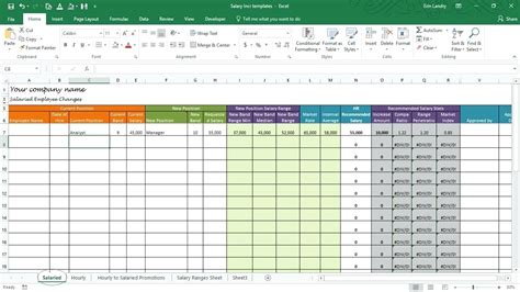 salary sheet template in excel template salary sheet template in excel increase