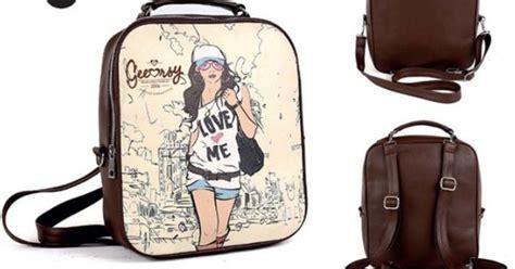 tas wanita bag wanita tas ransel wanita tas gendong wanita tas model terbaru murah branded