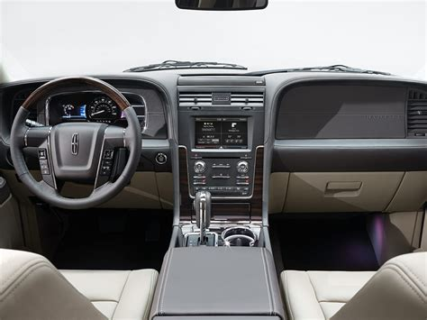 lincoln navigator 2017 interior 2017 lincoln navigator price photos reviews features