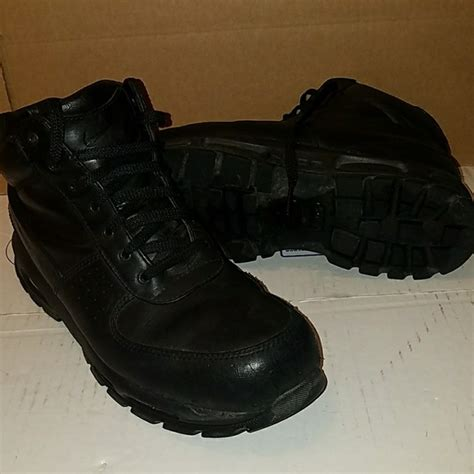 nike waterproof boots 66 nike other nike air black waterproof leather