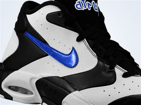 Air Up by Nike Air Up Black Royal White Sneakernews