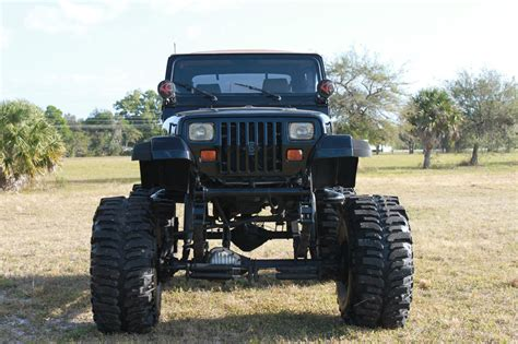 Lifted Jeep Wrangler For Sale 1993 Lifted Jeep Wrangler 383 Stroker 44