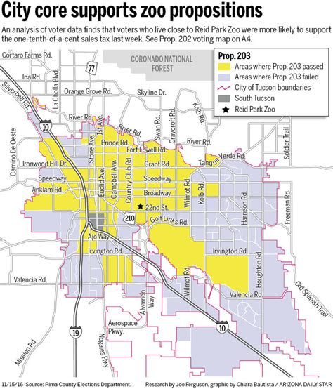 City Of Tucson Search Tucson City Limits Map Images