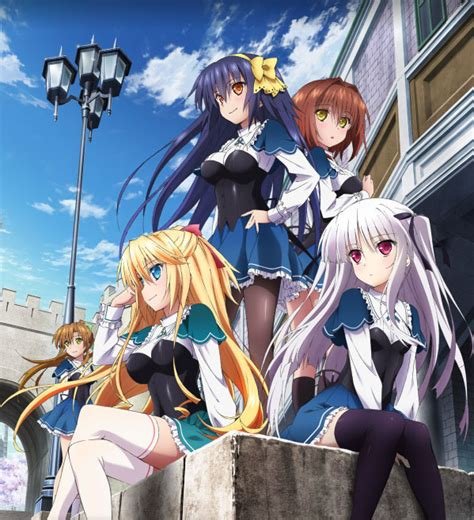 Anime News Network by Absolute Duo Tv Anime News Network