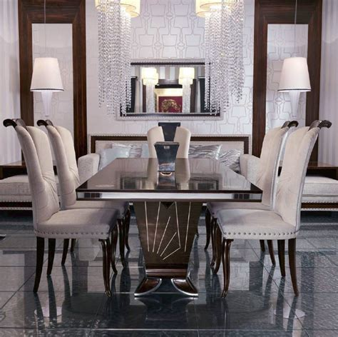 Luxurious Dining Tables Luxury Dining Room Furniture