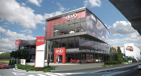 Kia Dealership Motor Retail Hp