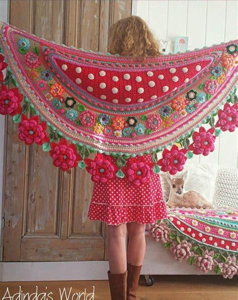 Dress Adinda with crochet artist adinda zoutman crochet
