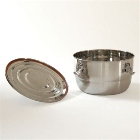 Meiwa 26 Cm Stainless Steel airtight leakproof stainless steel container 26cm