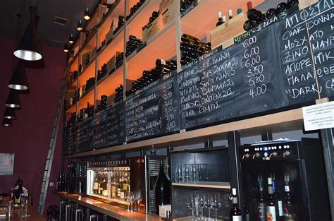 top bars in athens nine must visit athens wine bars and restaurants decanter