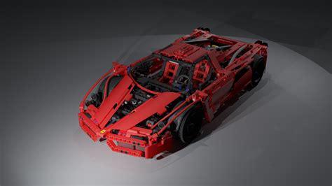 Lego Ferrari Enzo by Lego 8653 Ferrari Enzo By Ineray On Deviantart