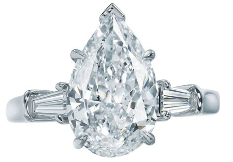 Harry Winston Engagement Ring by Harry Winston Exclusive Diamonds Passions For