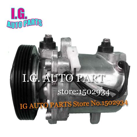 Compressor Compresor Kompresor Ac Suzuki Baleno Next G Denso a c compressor with clutch for car suzuki baleno 1995 2002 new 95200760cj0 95200 760cj0