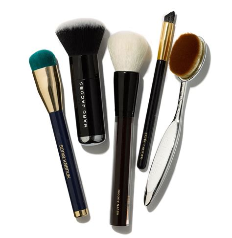 Make Up Brush a guide to the best makeup brushes to buy now w magazine