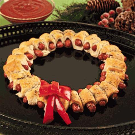christmas wreath appetizers appetizer recipes recipe pocket change gourmet