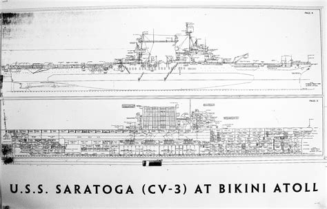 aircraft carrier floor plan scuba dive bikini atoll the scuba doctor