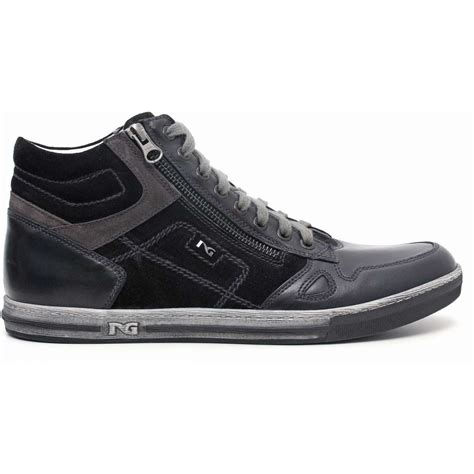 sneakers uomo nero giardini collezione scarpe nero giardini uomo autunno inverno 2015