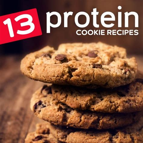 protein cookie recipe 13 girly scream worthy protein cookies