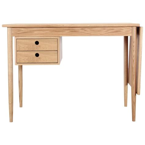 Mid Century Modern Lady Desk In Oak For Sale At 1stdibs Mid Century Modern Desks For Sale
