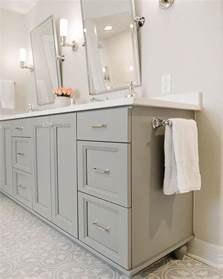 bathroom cabinet color ideas best 25 gray bathroom vanities ideas on