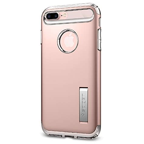 Iphone 7 47 Inch Spigen Slim Armor Silver 1 free shipping spigen slim armor iphone 7 plus with kickstand and sf coated non slip matte