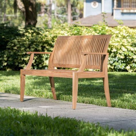laguna bench laguna teak wood bench 4 ft commercial grade