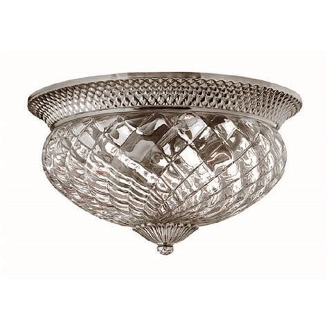 Traditional Flush Ceiling Lights Large Flush Ceiling Light For Low Ceilings Traditional Antique Nickel