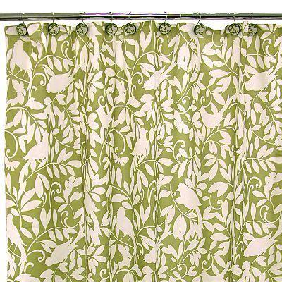 waverly fabric shower curtains waverly birdsong shower curtain bubblishious baths