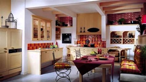 modern design for large kitchens village style wooden