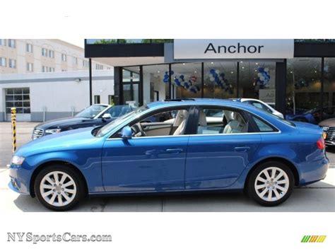2009 audi a4 3 2 for sale 2009 audi a4 3 2 quattro sedan in aruba blue pearl effect