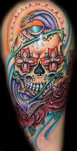 40 sugar skull tattoo meaning amp designs